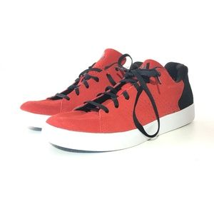 adidas D Rose Sneakers M 5.5 Womens 7 Red